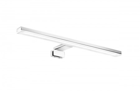 Aplique LED de pared baño B-Box 49,4 cm cromo Bath+
