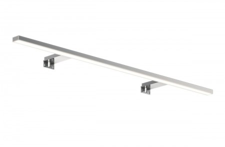 Aplique LED de pared baño B-Box 80 cm cromo Bath+