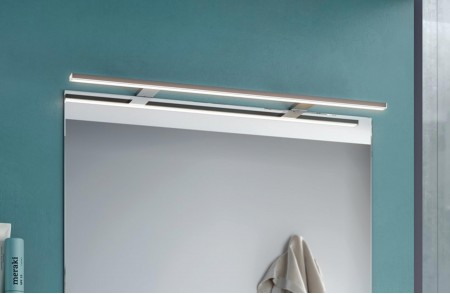 Aplique LED de pared B-Box 100cm Bath+